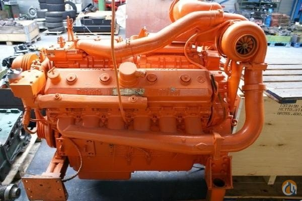 Detroit Detroit 12V71 Engines  Transmissions Crane Part for Sale on CraneNetwork.com