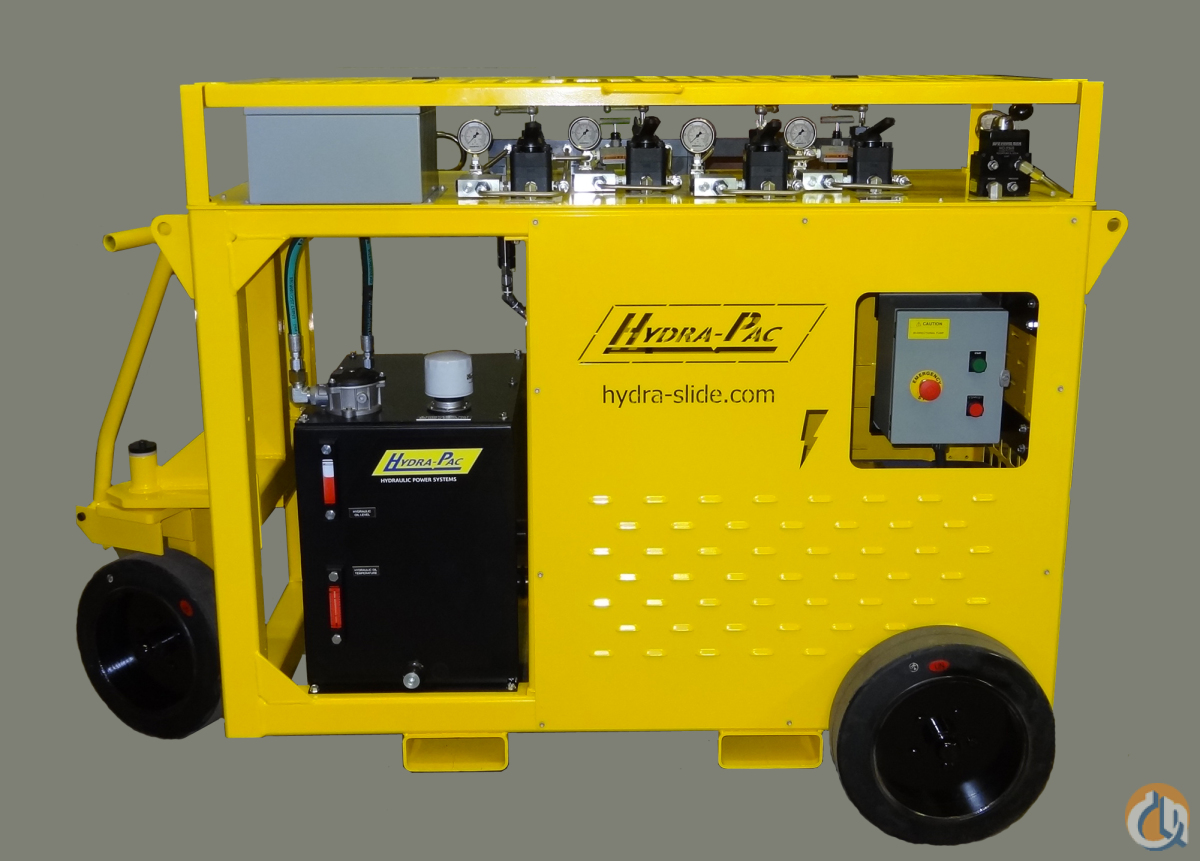 Hydra-Slide Hydraulic Power Packs Generators Crane Part for Sale in Guelph Ontario on CraneNetwork.com