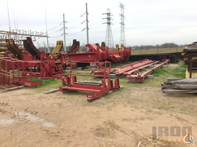 Manitowoc Manitowoc 888 Ringer Ringer Crane Part for Sale in Arcola Texas on CraneNetwork.com