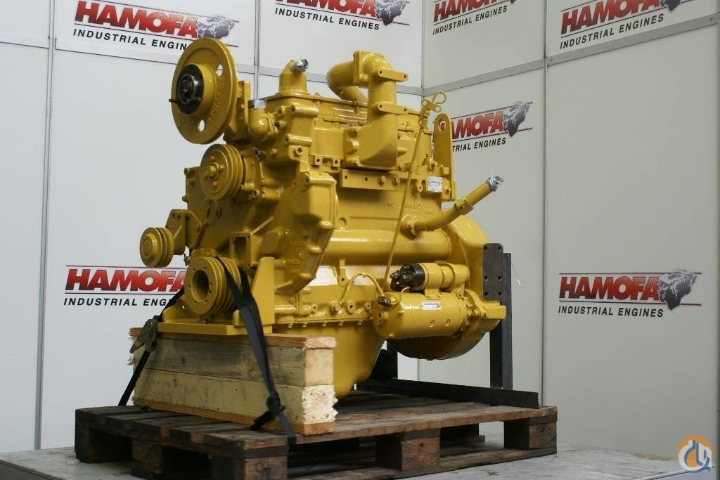 Caterpillar Caterpillar 3204 Engines  Transmissions Crane Part for Sale on CraneNetwork.com