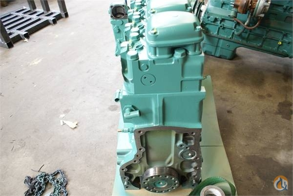 Volvo Volvo D10 BADE2 Engines  Transmissions Crane Part for Sale on CraneNetworkcom