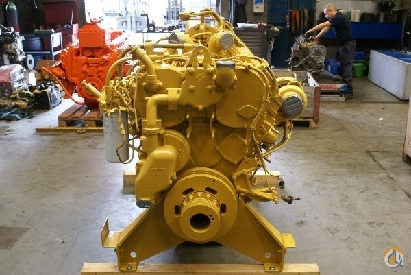 Caterpillar Caterpillar C32 Engines  Transmissions Crane Part for Sale on CraneNetwork.com
