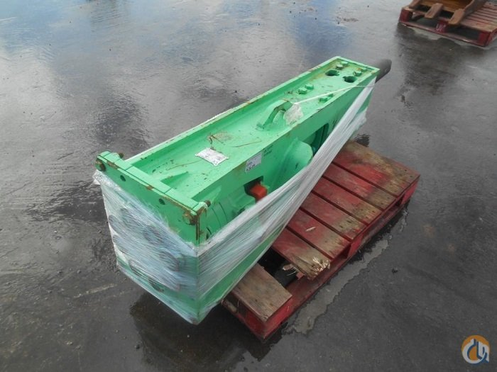 Mustang Mustang BRH501 Hydraulic Rock Hammer Buckets Drag Clam Concrete Crane Part for Sale in Houston Texas on CraneNetwork.com