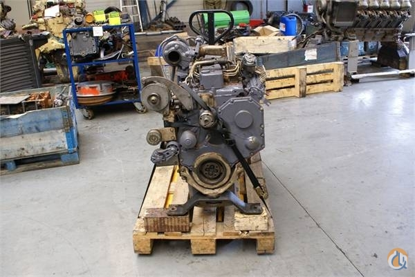 Cummins Cummins 6BT Engines  Transmissions Crane Part for Sale on CraneNetwork.com