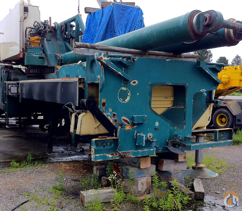 Demag 2 Boom Lift CylinderstandemsCarrier for Demag AC1200 Cylinder Boom Lift Crane Part for Sale on CraneNetwork.com