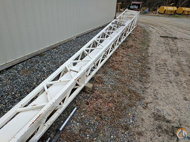 Terex Terex T560 32 to 57 Extendable Swing-On Jib Jib Sections  Components Crane Part for Sale on CraneNetwork.com