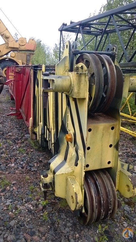 Grove Complete main boom Boom Sections Crane Part for Sale on CraneNetworkcom