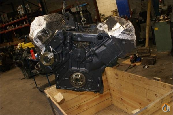 MAN MAN D2540MLE Engines  Transmissions Crane Part for Sale on CraneNetwork.com