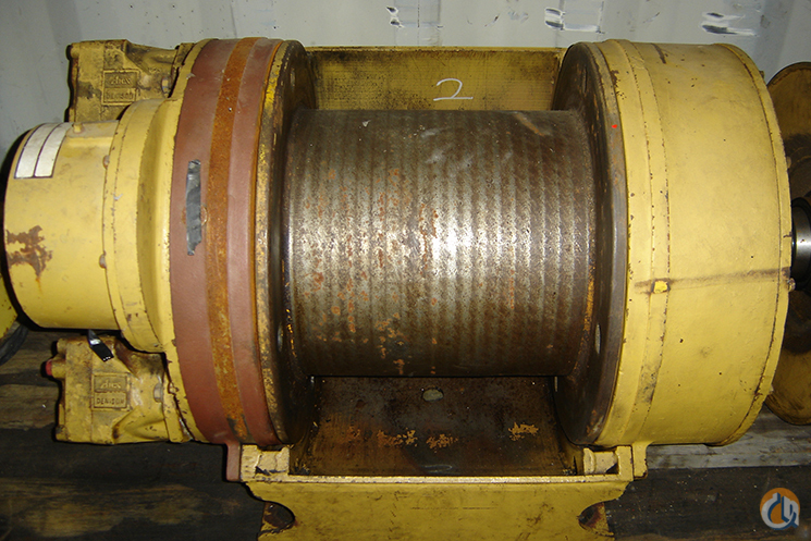 Grove Grove 30B Winch Winches  Drums Crane Part for Sale on CraneNetwork.com