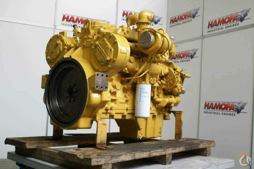 Caterpillar Caterpillar C10 Engines  Transmissions Crane Part for Sale on CraneNetwork.com