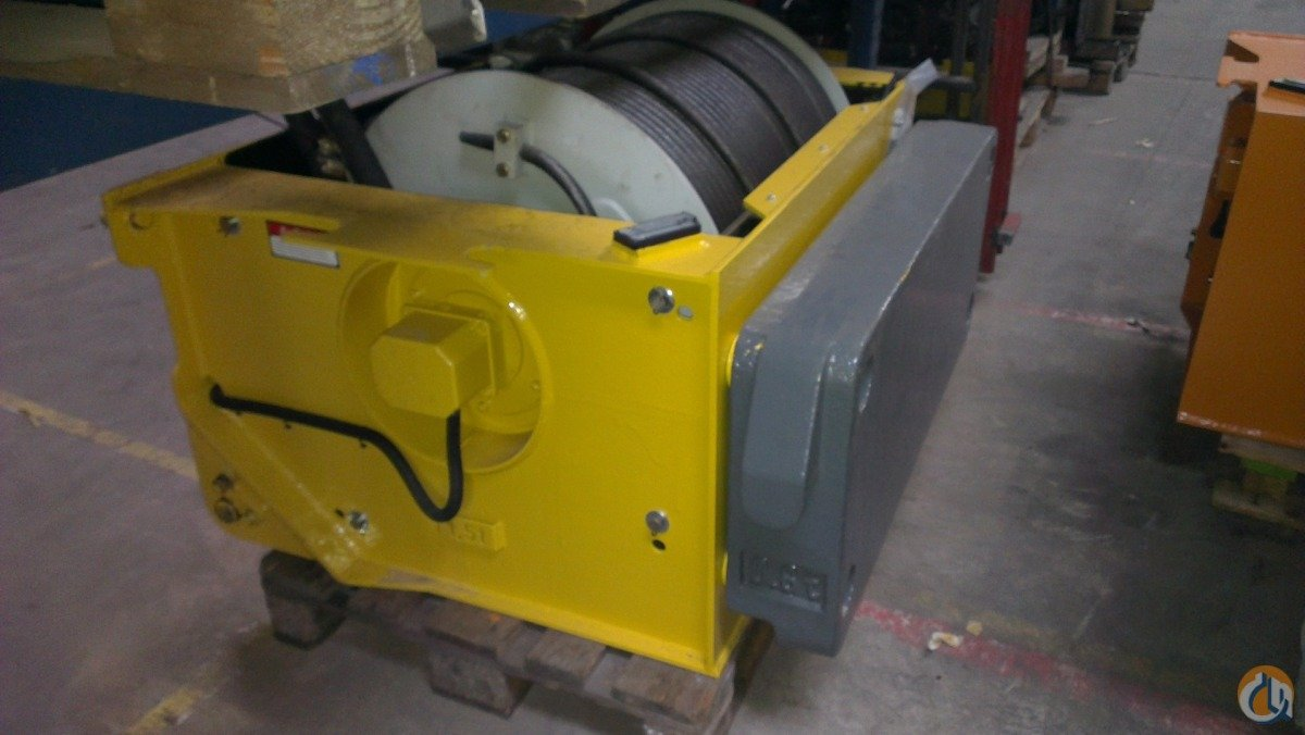 Grove New second winch Grove GMK 5170 Winches  Drums Crane Part for Sale in Sassenheim South Holland on CraneNetwork.com