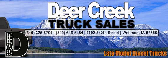 Deer Creek Truck Sales