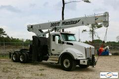picture of a crane