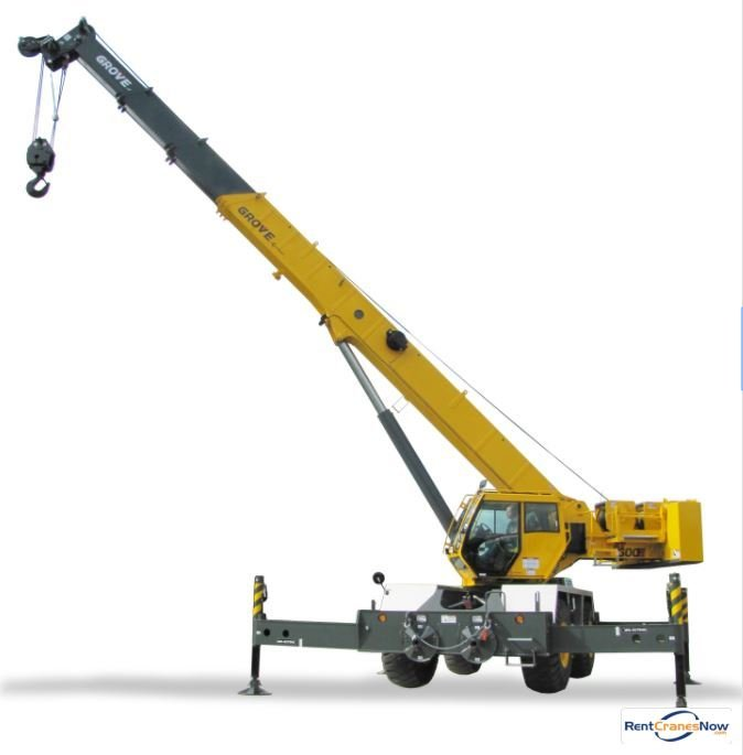 GROVE RT650 Crane for Rent in Mandan North Dakota on CraneNetwork.com