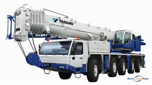 200-TON TADADNO ATF 180G-5 Crane for Rent in Lafayette Louisiana on CraneNetwork.com