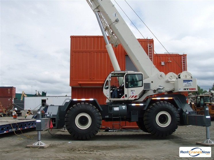 Terex RT130 Crane for Rent in Anchorage Alaska on CraneNetwork.com