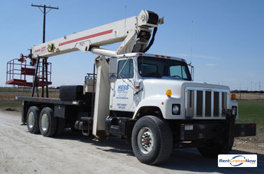 25-TON USTC 2500JBT Crane for Rent in Hays Kansas on CraneNetworkcom