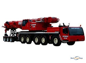 Liebherr 1200 Crane for Rent in Arlington Heights Illinois on CraneNetwork.com