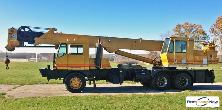 Grove TMS250A Crane for Rent in Worthington Minnesota on CraneNetwork.com