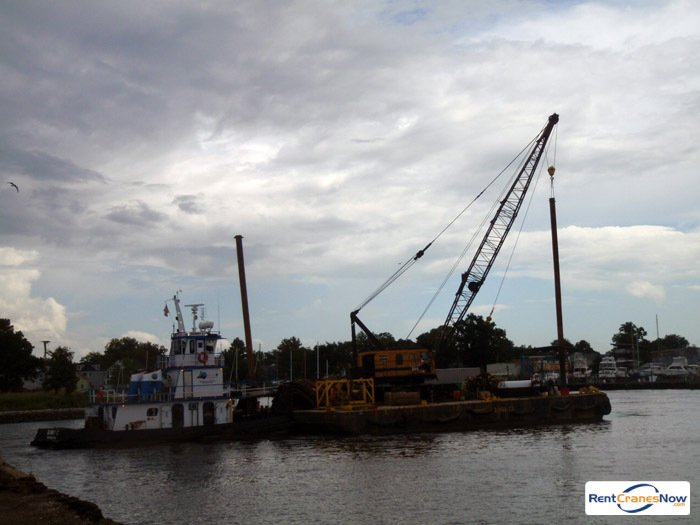 American 998C Crane for Rent in Portsmouth Virginia on CraneNetwork.com