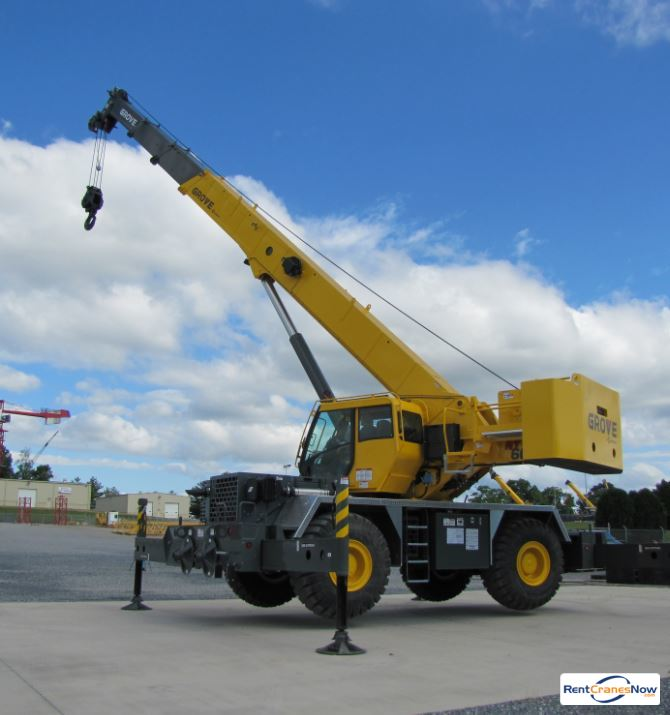 GROVE RT640 Crane for Rent in Mandan North Dakota on CraneNetwork.com