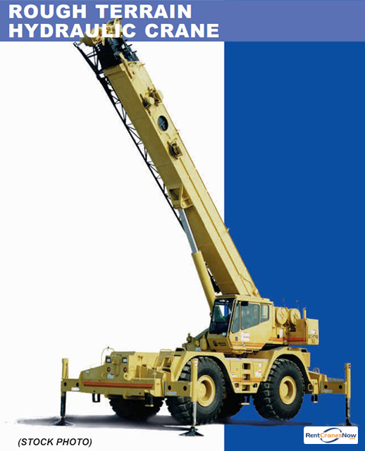 RT-875BXL 75 Ton RT Crane for Rent in Clearwater Florida on CraneNetwork.com