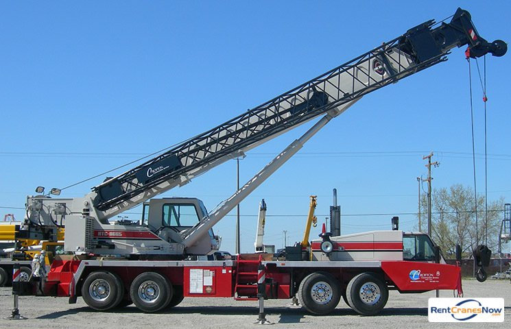 Linkbelt HTC-8665 Crane for Rent in Portsmouth Virginia on CraneNetwork.com