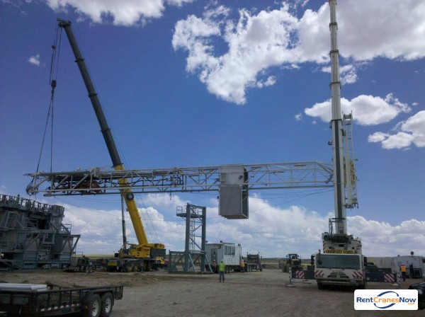 Crane for Rent in Bar Nunn Wyoming on CraneNetwork.com