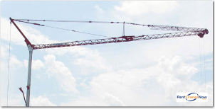 4.4-TON POTAIN IGO 50 Crane for Rent in Columbus Ohio on CraneNetwork.com