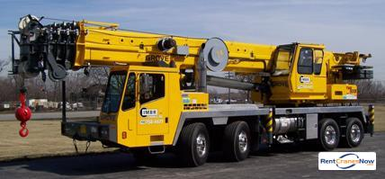 Grove TMS900E Crane for Rent in Palos Park Illinois on CraneNetwork.com