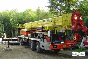 90-TON GROVE TMS900E Crane for Rent in Elkview West Virginia on CraneNetwork.com