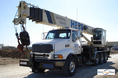 NATIONAL 1500 Crane for Rent in Hays Kansas on CraneNetwork.com