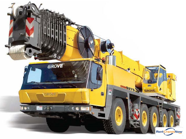 275-TON GROVE GMK5275 Crane for Rent in Hodgkins Illinois on CraneNetworkcom