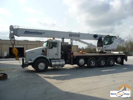 Manitex 50155S Crane for Rent in Nampa Idaho on CraneNetwork.com