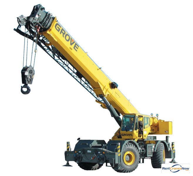 60-Ton Grove RT700E Crane for Rent in East Hartford Connecticut on CraneNetwork.com