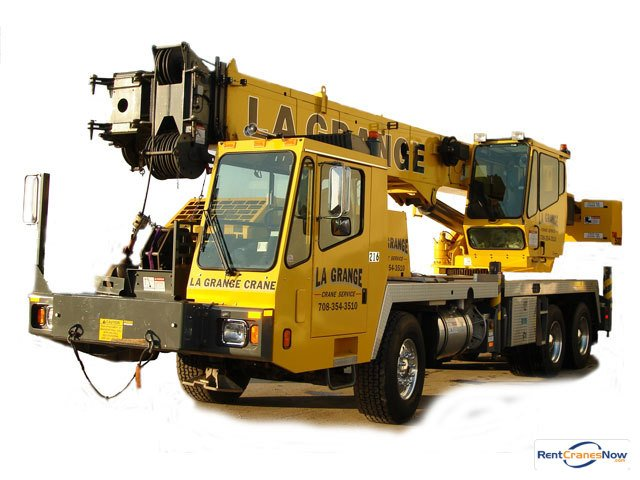 40-TON GROVE TMS500 Crane for Rent in Hodgkins Illinois on CraneNetwork.com