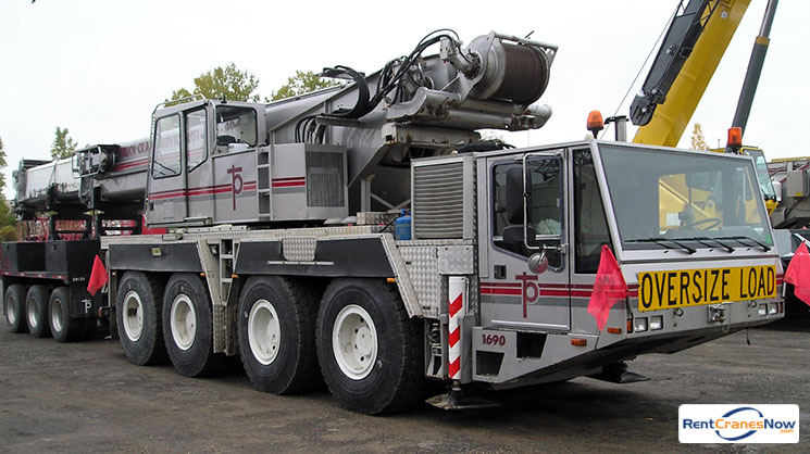 90-TON DEMAG AC 80-1 Crane for Rent in Eagan Minnesota on CraneNetwork.com