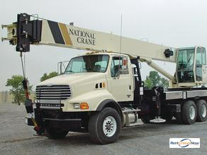 NATIONAL 1400A Crane for Rent in Bertrand Nebraska on CraneNetwork.com