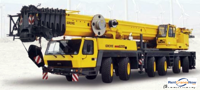 GMK-6250-L 250 Ton TC Crane for Rent in Clearwater Florida on CraneNetworkcom