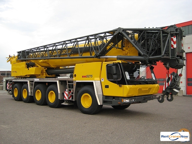 Grove GMK5275 Crane for Rent in Pensacola Florida on CraneNetworkcom