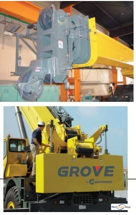 GROVE RT880 Crane for Rent in Superior Wisconsin on CraneNetworkcom