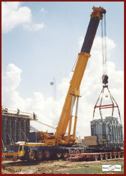 500-Ton Liebherr LTM 1400 Crane for Rent in Lincoln Nebraska on CraneNetworkcom