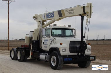 17-TON NATIONAL 600C Crane for Rent in Hays Kansas on CraneNetwork.com