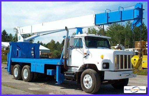 Manitex 2592 Crane for Rent in Duluth Minnesota on CraneNetworkcom