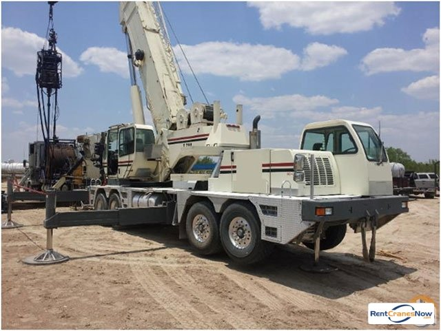 Terex T790 Crane for Rent in Memphis Tennessee on CraneNetworkcom