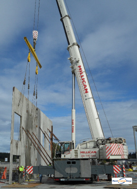 240-Ton Terex-Demag AC 200-1 Crane for Rent in Poulsbo Washington on CraneNetworkcom