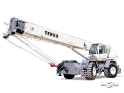 2011 TEREX RT555-1 CRANE Crane for Rent in San Leandro California on CraneNetwork.com