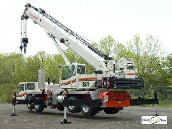 75-Ton Link-Belt HTC-8675 II Crane for Rent in Riviera Beach Florida on CraneNetwork.com
