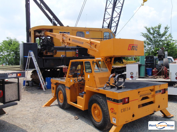 Broderson IC802D Crane for Rent in Portsmouth Virginia on CraneNetwork.com