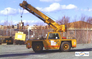 8-TON GROVE YB4408 Crane for Rent in Elkview West Virginia on CraneNetwork.com